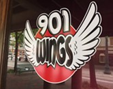 901 Wings Opening Downtown