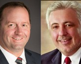 Roland vs. Lenoir: Next Year's Mayoral Battle Flared Up in County Budget, Tax-Rate Debate