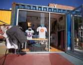 Small Business Owners to Turn Shipping Containers into Pop-up Shops
