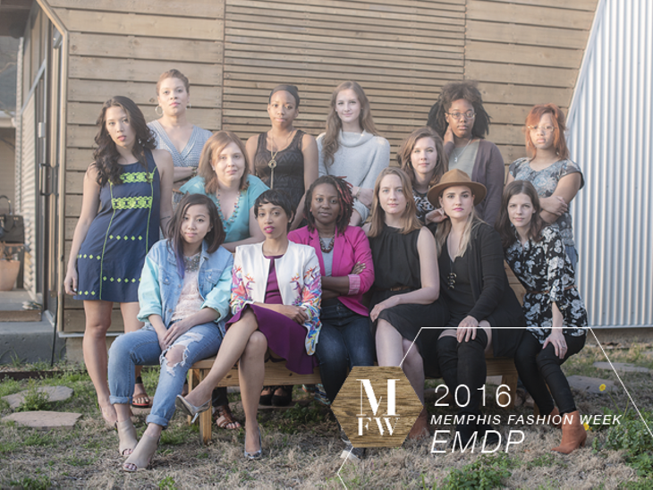 2016 Memphis Fashion Week EMDP