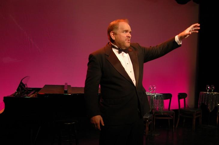 Three Memphis Tenors… and a Baritone at Theatre Memphis