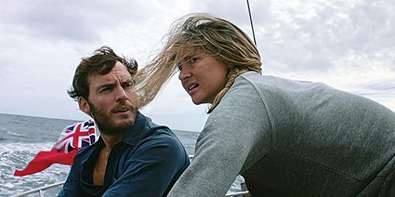 Adrift starring Shailene Woodley and Sam Claflin
