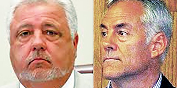 Terry Roland and Steve Basar vying for Shelby County Commission chairman