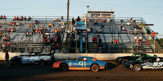 The Riverside Speedway