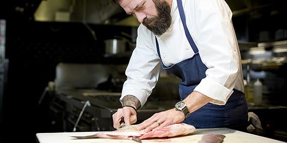 Chef on the move — Dave Krog returns to Interim.