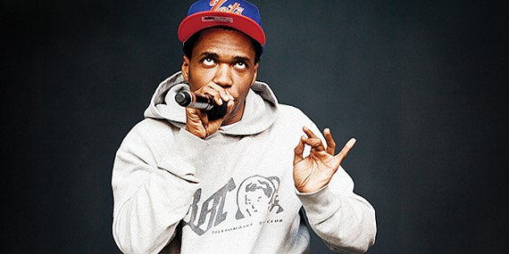 Curren$y plays the Hi-Tone on Wednesday, February 1st.