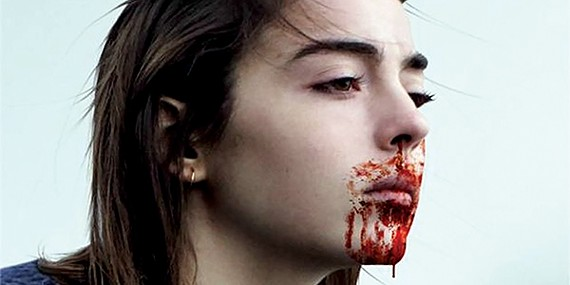 Feast your eyes on Garance Marillier as Justine, the vegetarian-turned-cannibal star of Raw.