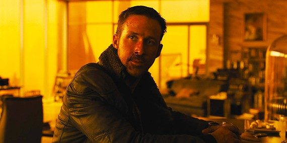 In 'Blade Runner 2049,' 'visionary' is synonymous with slow and monotonous