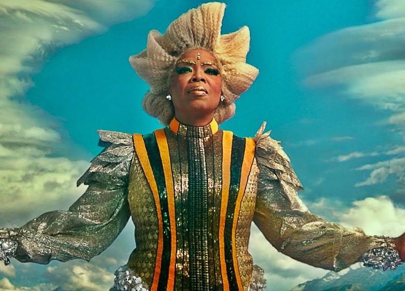 Mega Oprah