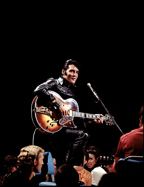 PHOTO COURTESY GRACELAND/ELVIS PRESLEY ENTERPRISES