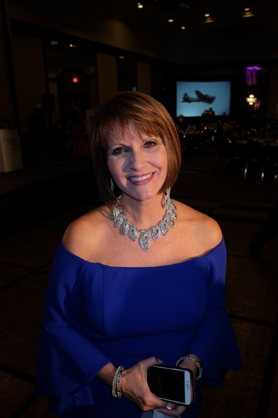 Diane Hight at Dreamgivers' Gala - MICHAEL DONAHUE