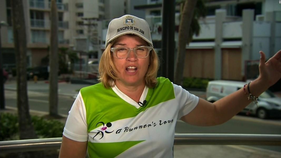San Juan, Puerto Rico Mayor Carmen Yulín Cruz - CNN