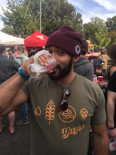 Cooper-Young Beerfest - MICHAEL DONAHUE