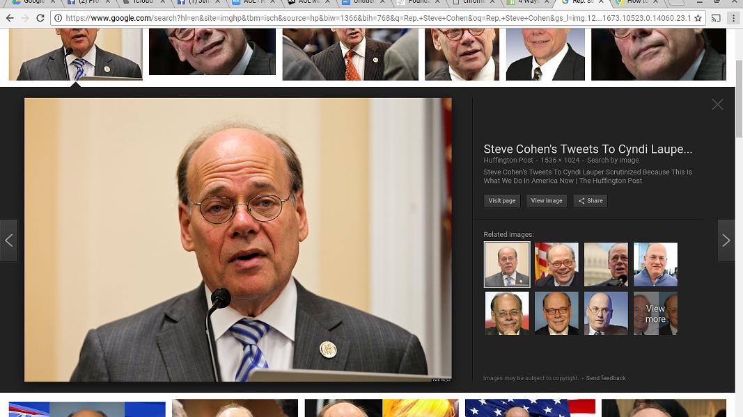Rep. Cohen