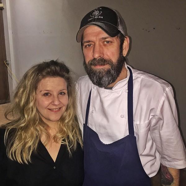 Amanda and David Krog - MICHAEL DONAHUE