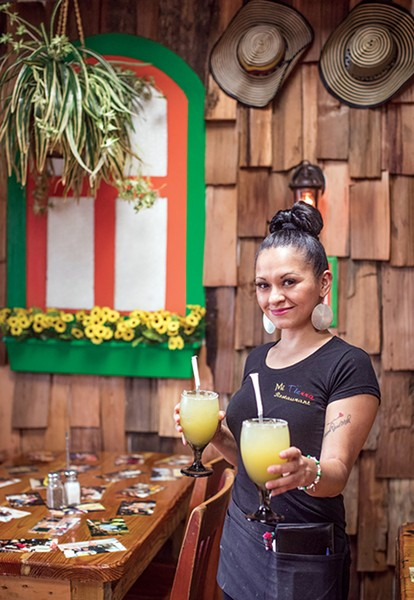 Margaritas! - JUSTIN FOX BURKS