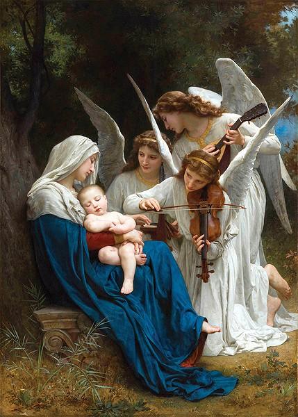 Virgin of the Angels