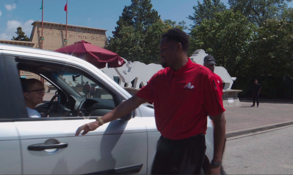 Memphis Zoo adds valet service from A+ Parking Services. - MEMPHIS ZOO