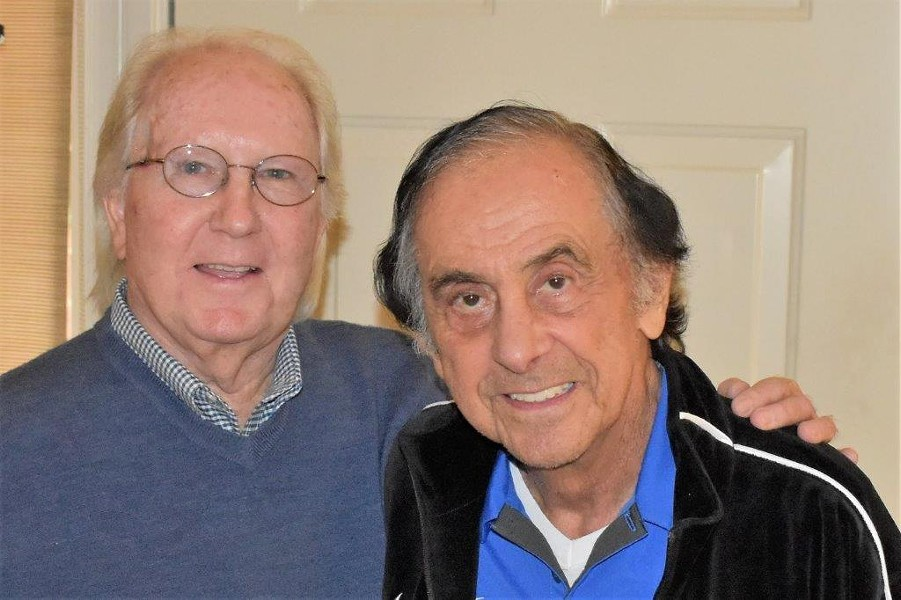 Jerry Williams and George Klein