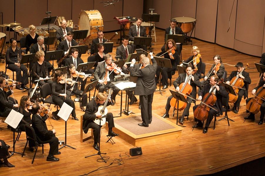 Iris Orchestra - COURTESY IRIS ORCHESTRA