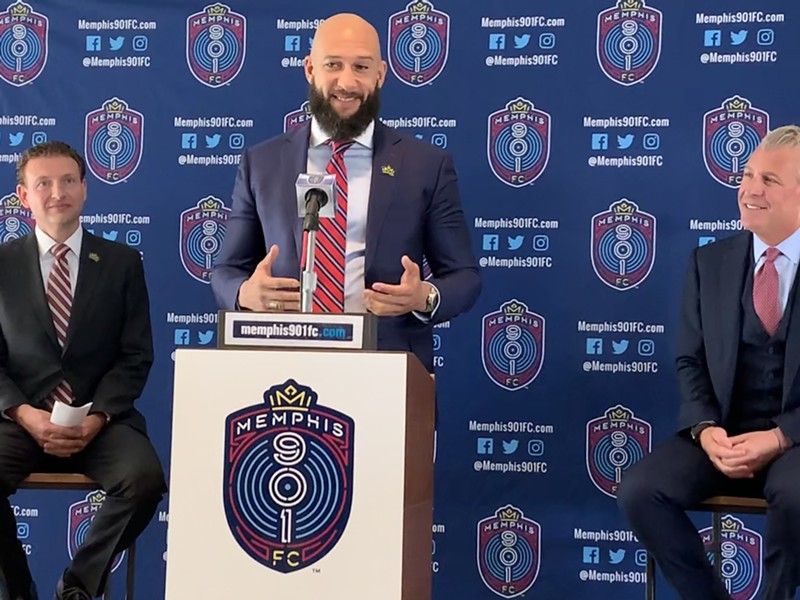 901 FC sporting director Tim Howard spoke of the team's desire to compete for a playoff spot this coming season.