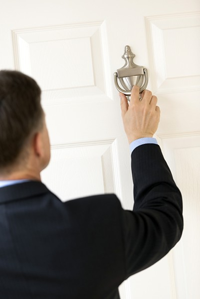 Can't you hear me knocking? - TMCPHOTOS | DREAMSTIME.COM
