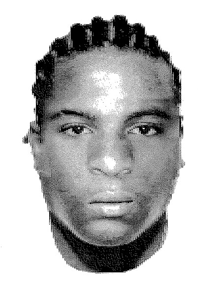 A composite sketch of the suspect in the 2011 homicide cold cases