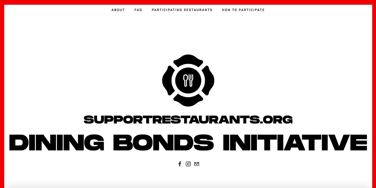 DINING BONDS INITIATIVE