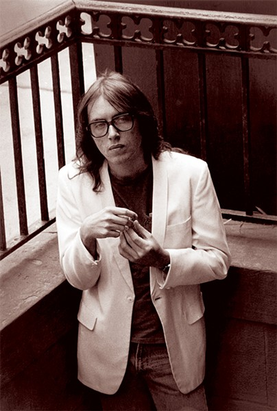 Van Duren, circa 1970s. - SETH TIVEN