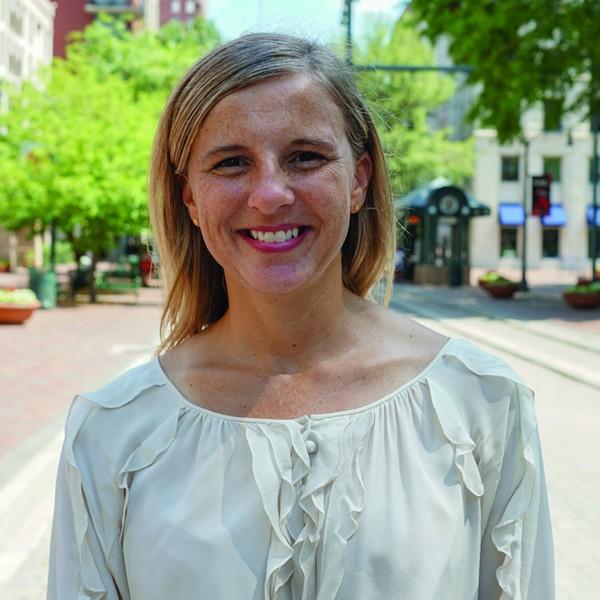 Jennifer Oswalt - DOWNTOWN MEMPHIS COMMISSION