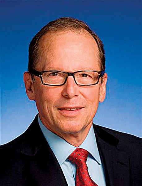 TDOT Commissioner John Schroer