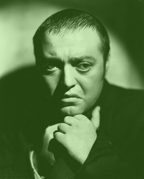 Peter Lorre is still dead.