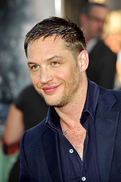 Tom Hardy - FEATUREFLASH | DREAMSTIME.COM