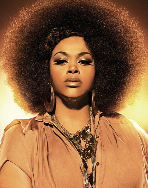 JIll Scott plays the Landers Center this Satuday.
