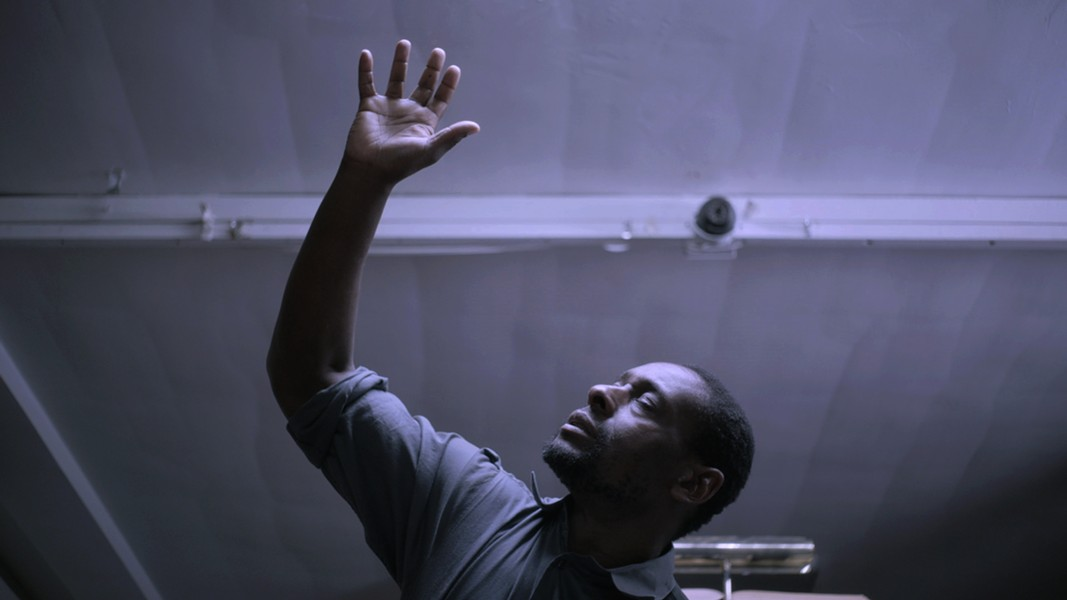 David Harewood casting out evil spirits in Free In Deed