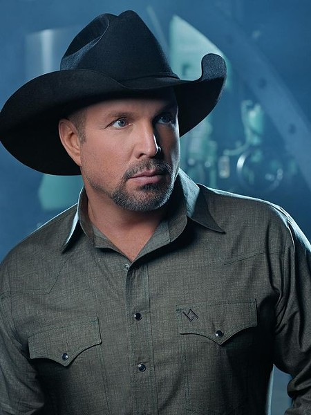 Garth Brooks.