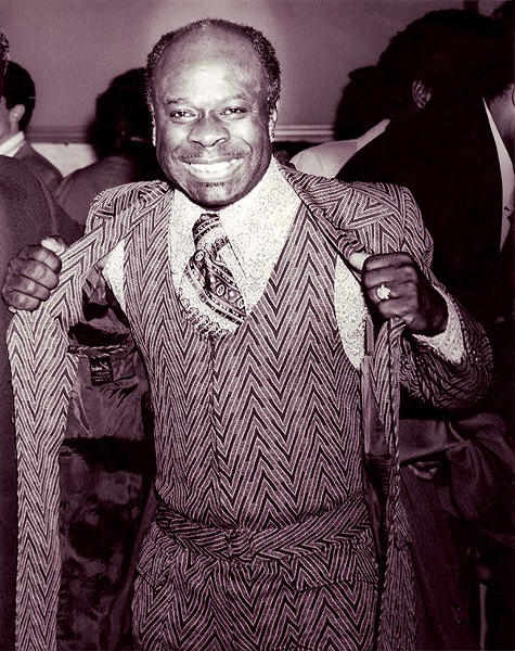 Rufus Thomas - COURTESY OF SOULSVILLE FOUNDATION