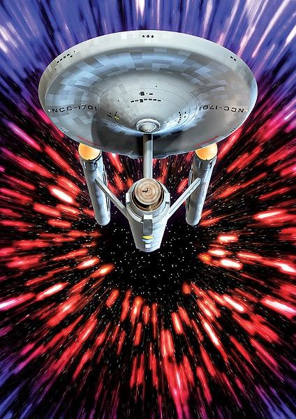 USS Enterprise - LUCA OLEASTRI | DREAMSTIME.COM