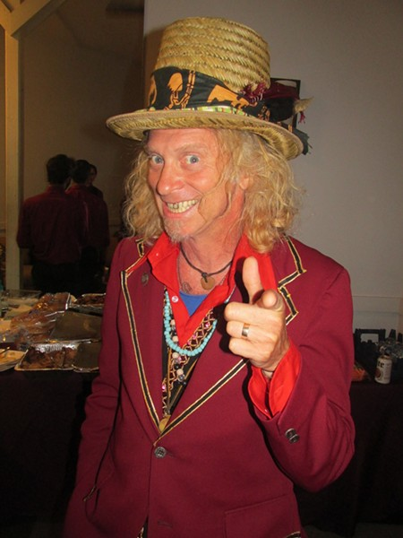Jimbo Mathus and the Squirrel Nut Zippers performed at the Levitt Shell - MICHAEL DONAHUE