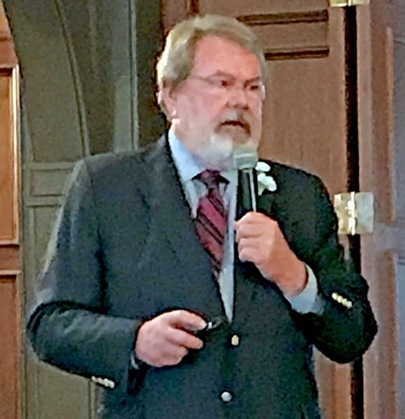 State Rep. Steve McDaniel - JB
