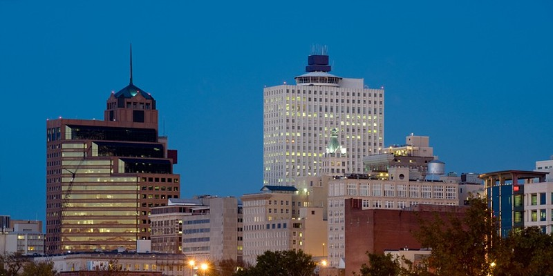 Memphis Isn't America's Sweatiest City