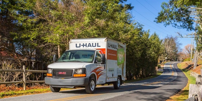 Tennessee Tops U-Haul's List for Movers