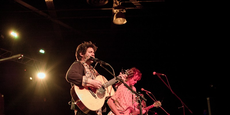 Slideshow: On Saturday, Conor Oberst Returned to Memphis After a Decade  Sam Leathers