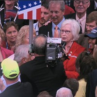 Take Two: the 2016 Conventions Cruz backers paid tense attention as Mae Beavers cast Tennessee's votes in Cleveland. JB