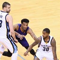 Grizzlies 110, Suns 91  Larry Kuzniewski