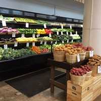 Curb Market at Crosstown