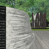 Ground Breaks on 'I Am A Man' Plaza Near Clayborn Temple