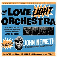 Love Light Orchestra: New Release is Red, Hot and Live