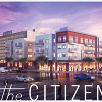 The Citizen is slated to open at Union and McLean in 2019.