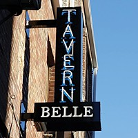 The Belle Tavern — don't spoil it for the rest of us.